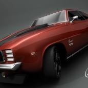 69 Camaro SS z28